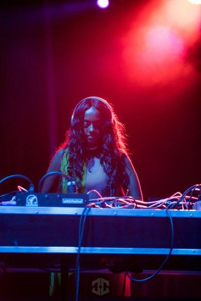 DJ OSHO - Live at AFROPUNK Atlanta