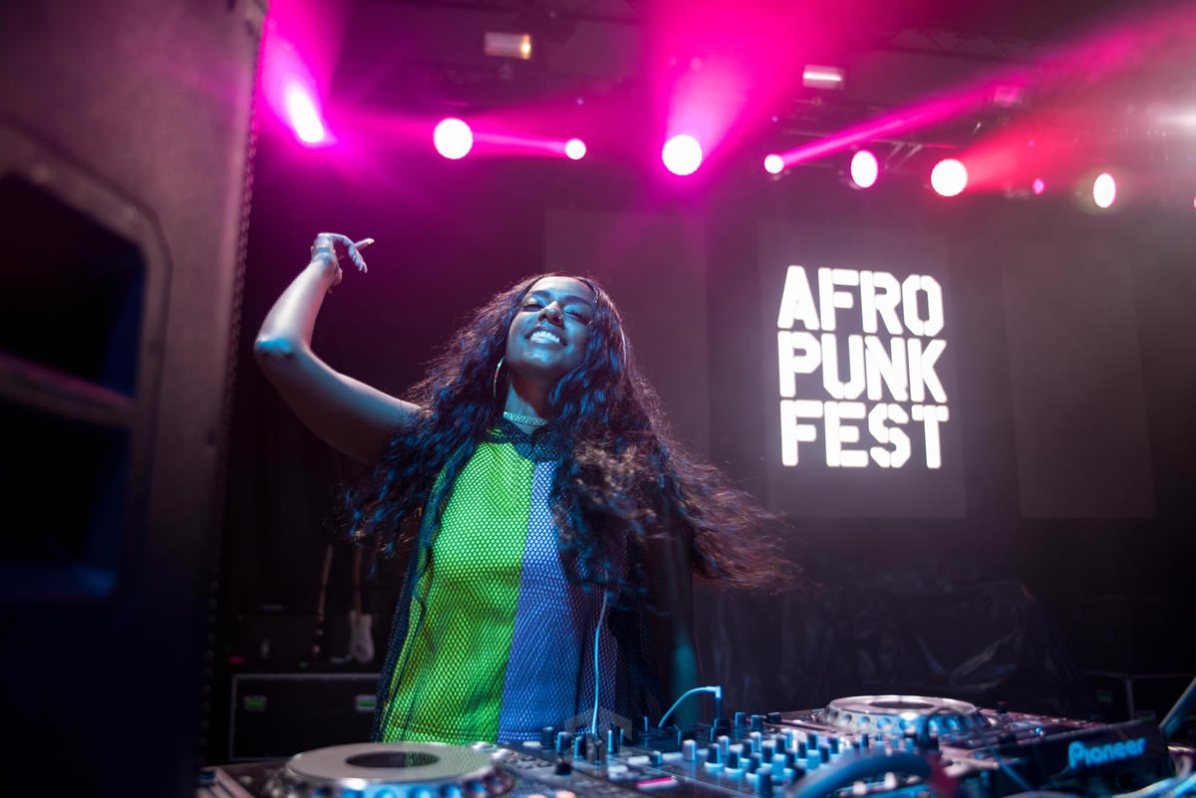 DJ OSHO - Live at AFROPUNK Atlanta