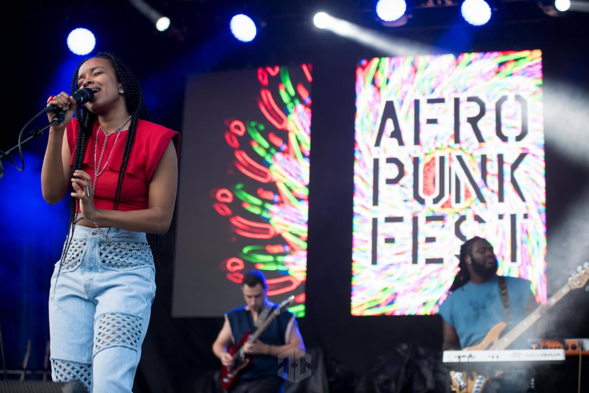 Jamila Woods - Live at AFROPUNK