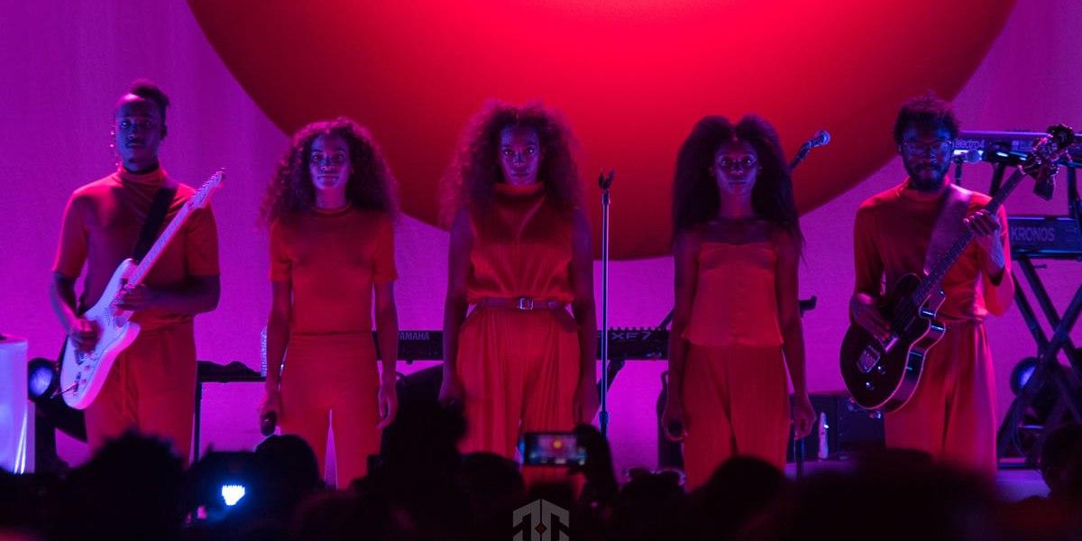 Solange - Live at AFROPUNK Atlanta