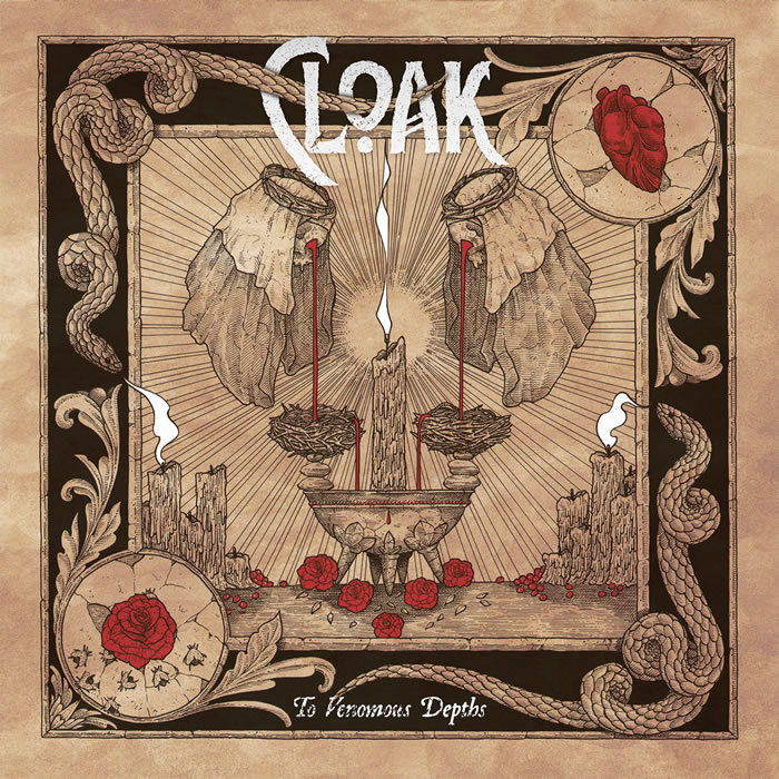 Cloak - To Venomous Depth