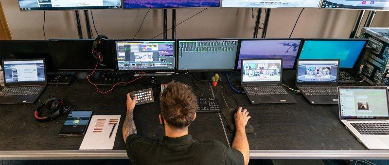 Stream management services from Immersive AV