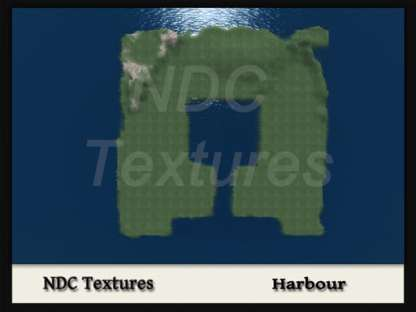 Harbour Terrain File by NDC Textures