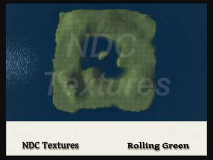Rolling Green terrain file