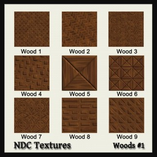 Woods #1 Texture Pack by NDC Textures