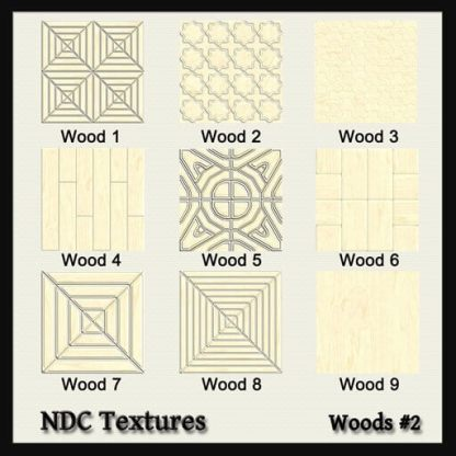 Woods #2 Texture Pack by NDC Textures