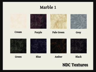 Marble 1 Texture Pack by NDC Textures