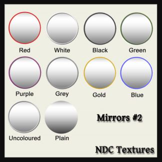 Mirrors 2 Texture Pack by NDC Textures