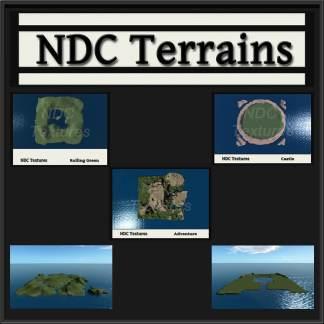 Terrain Files