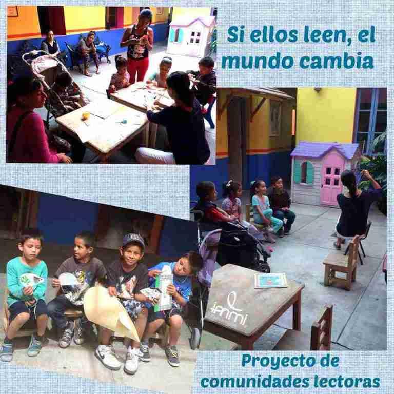 Lee más sobre el artículo Proyecto de comunidades lectoras
