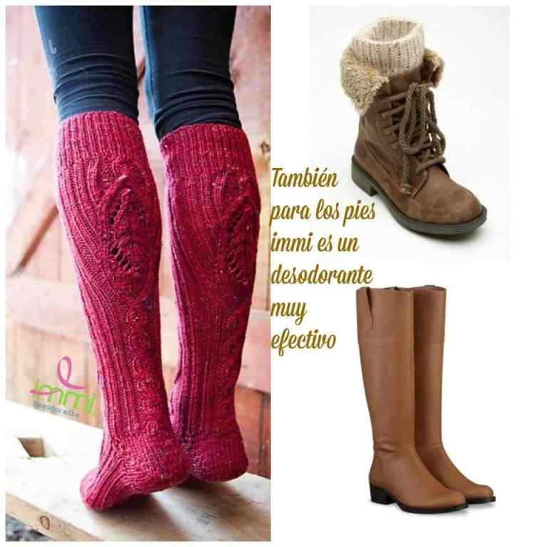 Lee más sobre el artículo Cuida tus pies en época de frío