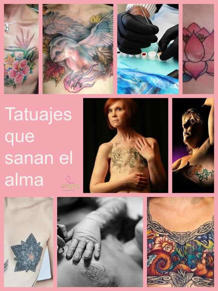 Lee más sobre el artículo Tatuajes para sanar el alma