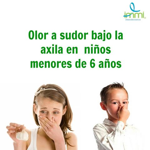 Lee más sobre el artículo Olor a sudor en niños