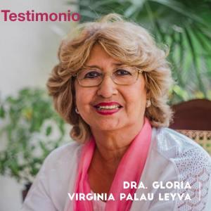 Lee más sobre el artículo Testimonio de la Dra. Gloria