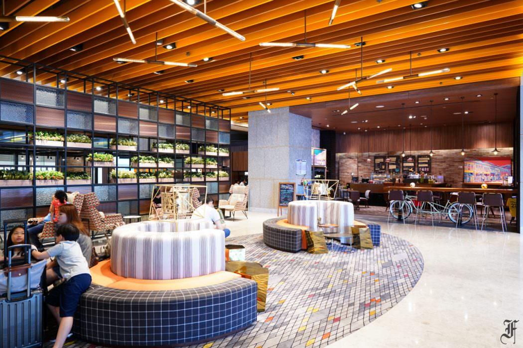 【新加坡住宿】Hotel Jen 東陵今旅酒店。烏節路上的超美設計旅店 - 巷子裡的生活