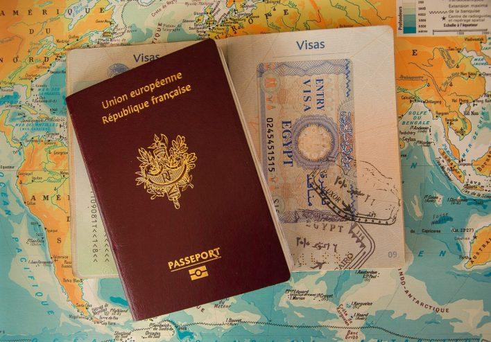 تأشيرة سفر إلى أوروبا