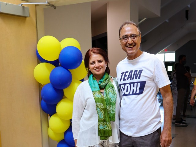 Amarjeet Sohi – From Taxi Driver to Respected Political Figure