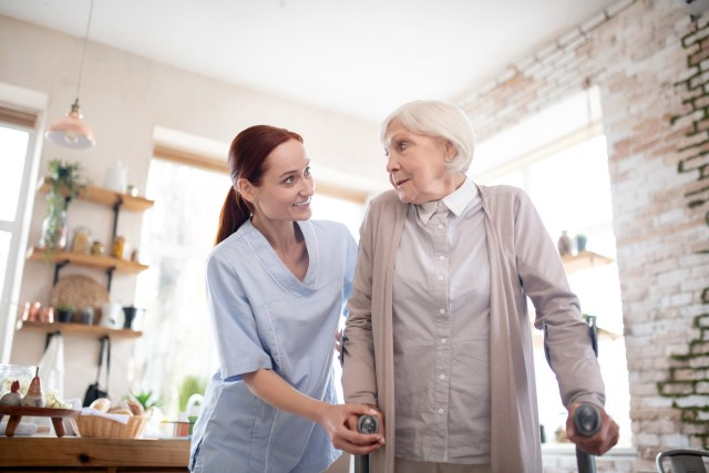 Working as a Personal Support Worker