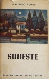The first edition cover, Buenos Aires, Fabril Editora, 1962