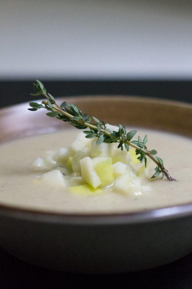 best Jerusalem artichoke soup