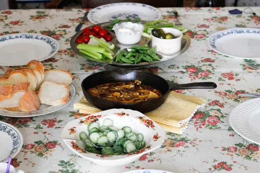 Breakfast Rutabaga Rösti Mother's Day brunch