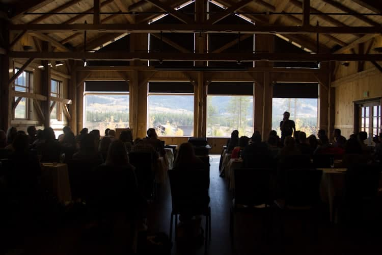 The Harvest Gathering was an incredible 48-hour retreat that allowed Jewish food professionals to learn, eat, and network amongst the Colorado mountains.