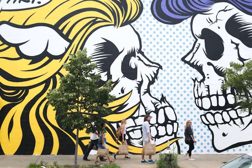Graffiti tours, oysters and giant artisanal food markets: my New York highlights