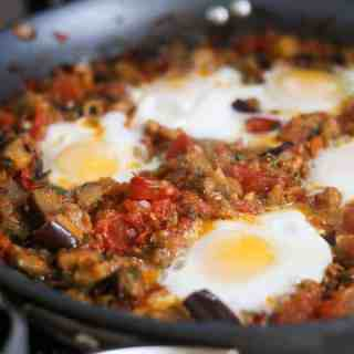 {VIDEO} The world's best eggplant shakshuka video – Montreal Mega Mission Video II