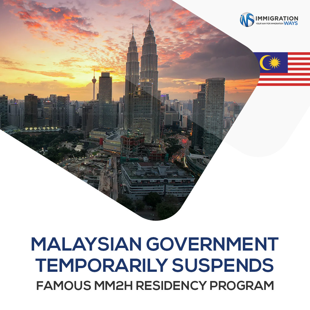 Malaysia Suspended It S Famous Malaysia My 2nd Home Mm2h Program Immigration Ways