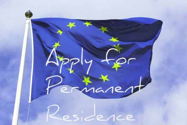Using the European passport return service with your EEA Permanent Residence application