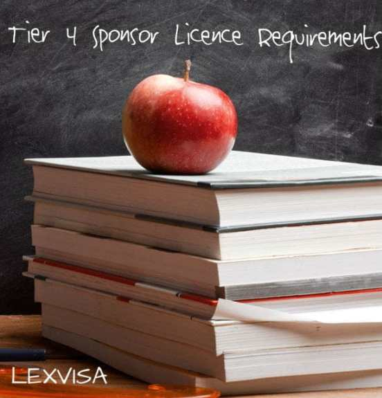 Tier 4 Sponsor-Licence-Requirement