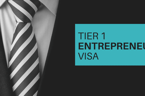 Successfully Switch into a Tier 1 Entrepreneur Visa in the UK