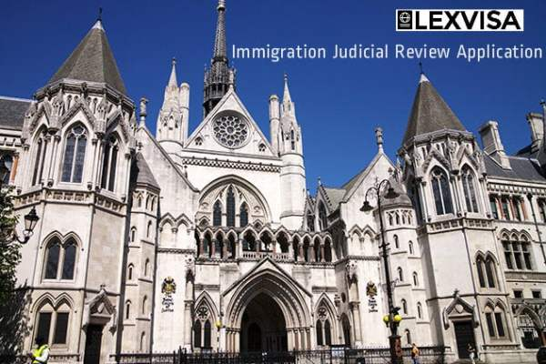 Immigration Judicial Review Application