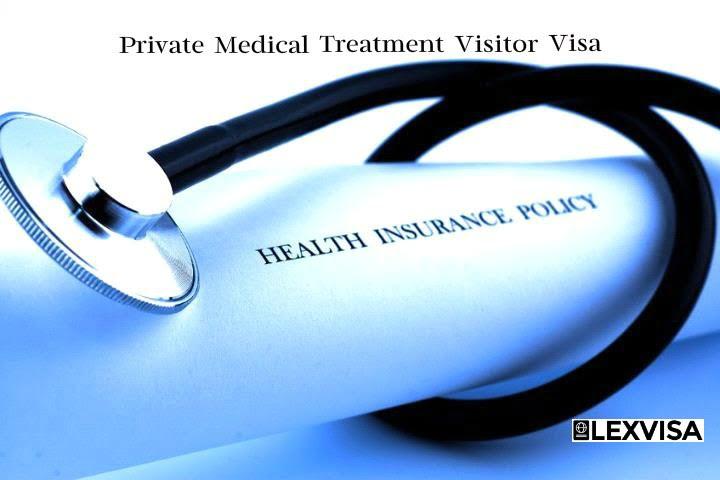 Private Medical Treatment Visitor Visa