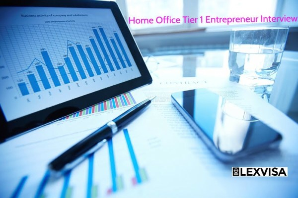 Successfully Overcoming the Home Office Tier 1 Entrepreneur Interview