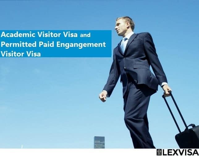 Academic Visitor Visa