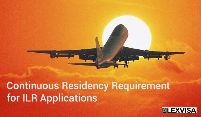 Continuous Residency Requirement