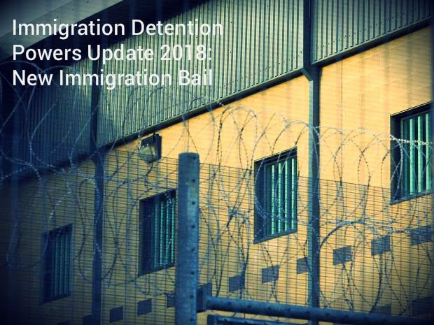 Immigration Detention Powers