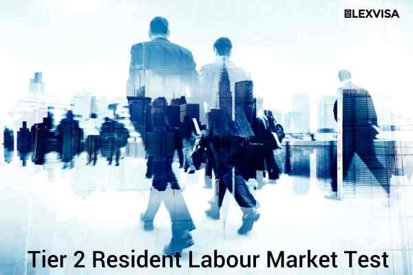 Tier 2 Resident Labour Market Test