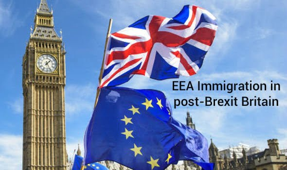 EEA Immigration in post-Brexit Britain