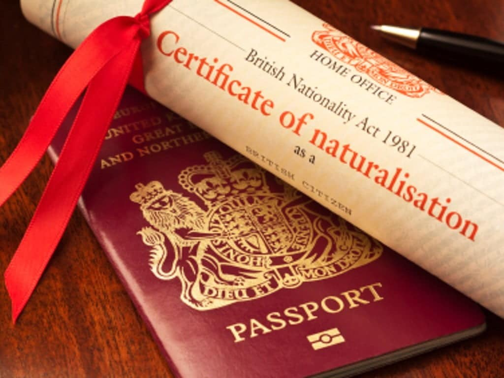 British Citizenship Application Form Adults, The Importance Of Applying For British Citizenship, British Citizenship Application Form Adults