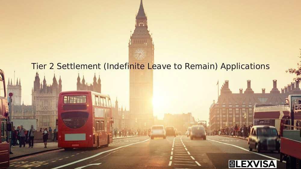 Tier 2 Settlement