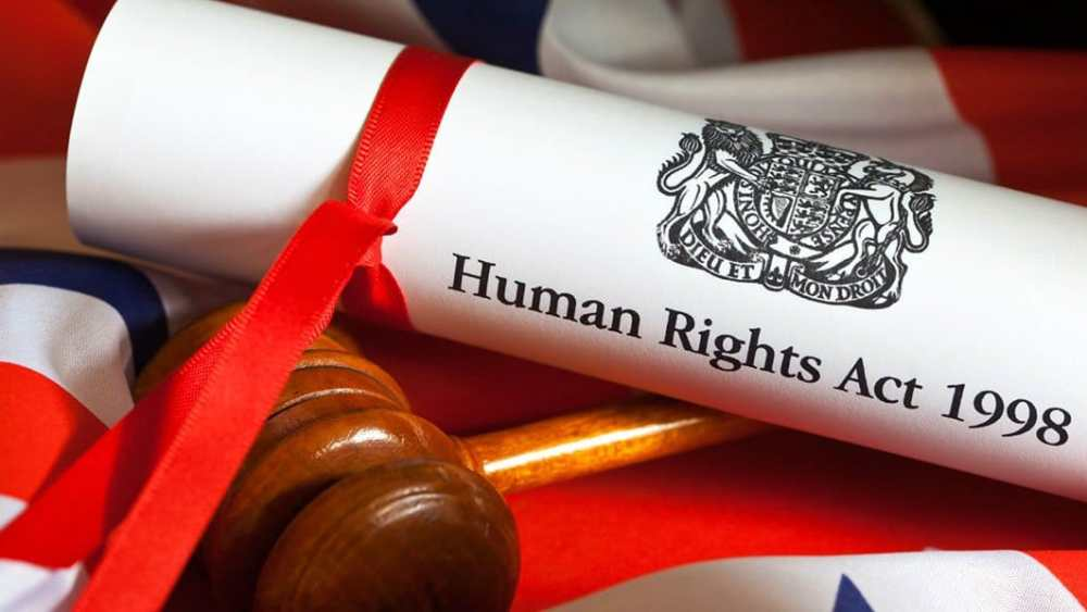 Human Rights Application