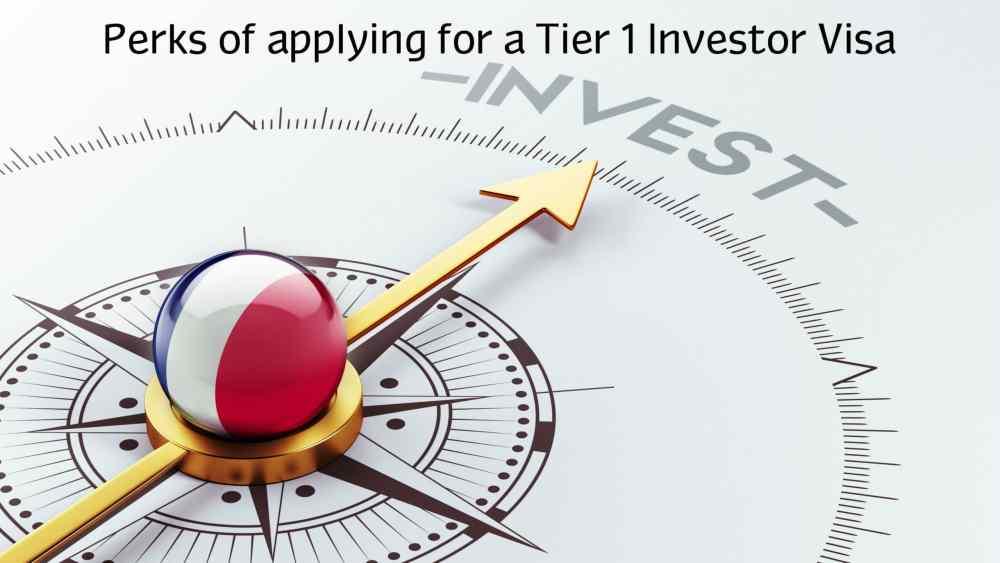 Tier 1 Investor Visa