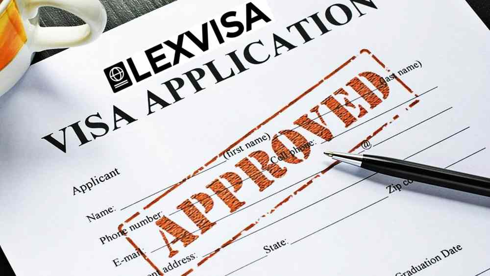 20 years long residence visa application