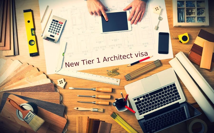 Tier 1 Architect visa
