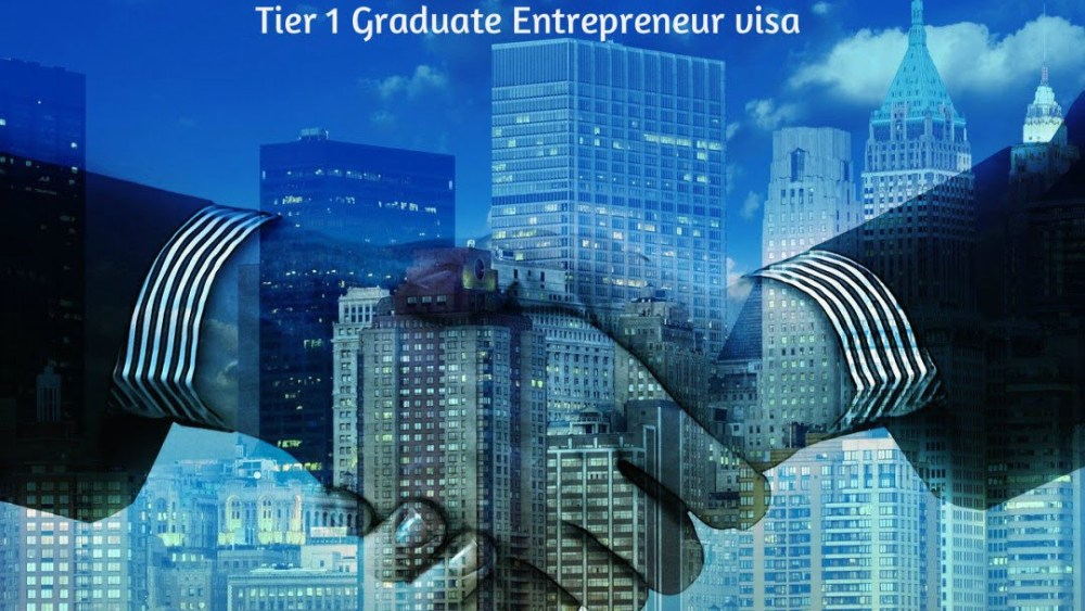 tier 1 graduate entrepreneur visa