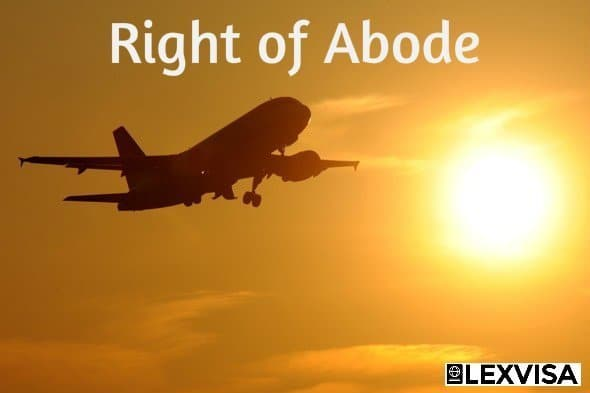 Right of Abode