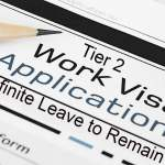 What is the Tier 2 Salary Requirement for Indefinite Leave to Remain?