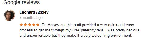 paternity testing reviews